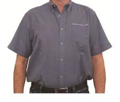 Picture of SHIRTL17JB-2X - Shirt Lounge Grey John Bean - 2XL