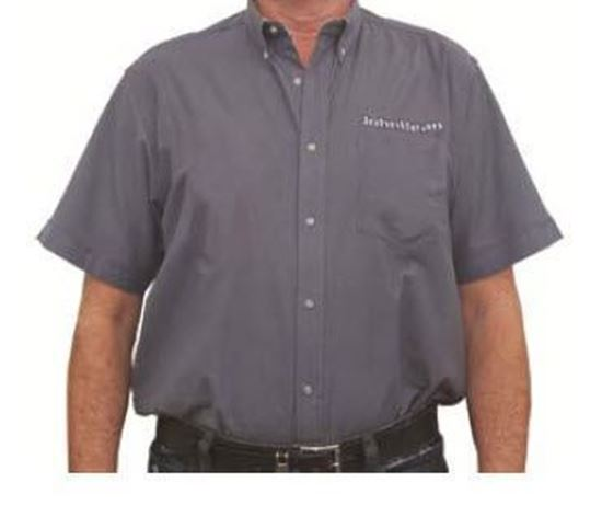 Picture of SHIRTL17JB-3X - Shirt Lounge Grey John Bean - 3XL