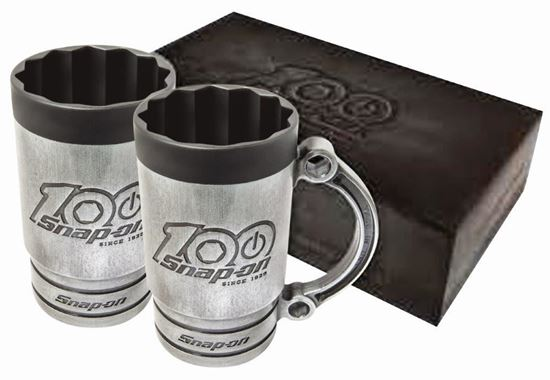 Picture of SSX20P100 - 100th Skt Mugs Flankard 2pk