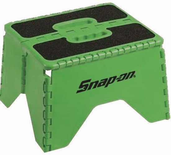 Picture of SSXRSTG-EA - Step Stool - Green