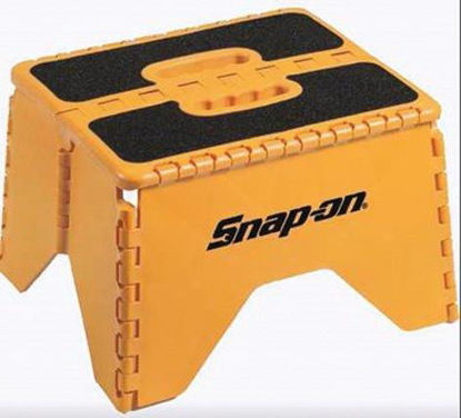 Picture of SSXRSTO-EA - Step Stool - Orange
