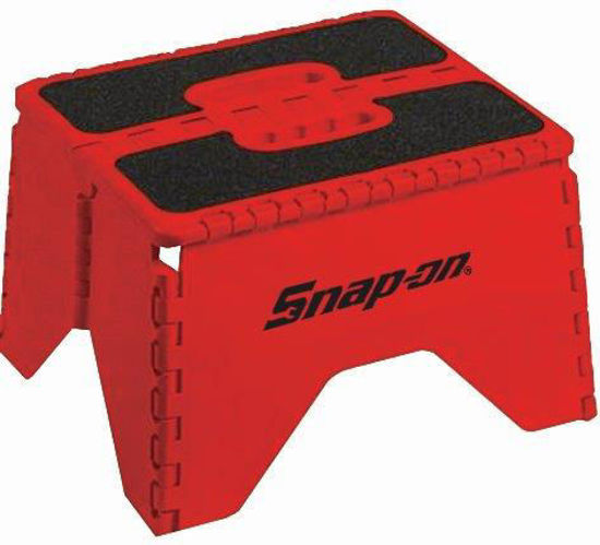 Picture of SSXRSTR-EA - Step Stool - Red