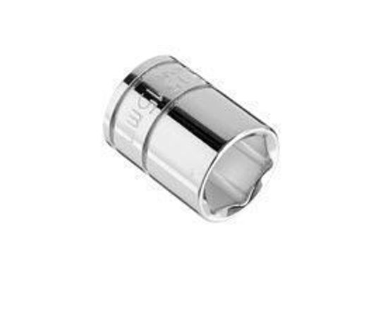 """Picture of WIL31519 - 3/8"""" Shallow Socket 6Pt 19mm"""