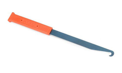 """Picture of ATI512 - Chip Chaser-Bright Plastic Molded Handle Blunt Hook, 5-7/8"""" Length Blade"""