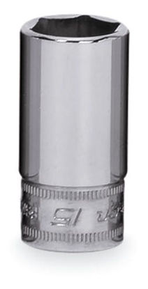 Picture of FSMS15 Socket Metric Semi Deep 15 mm 6-Point