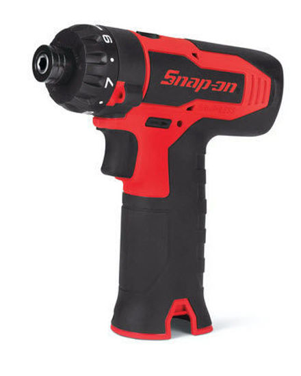 """Picture of CTS825DB - 14.4V 1/4"""" Hex MicroLithium Brushless Cordless Screwdriver - Tool Only - Red"""