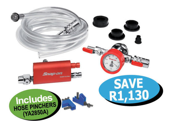 Picture of XXJUL101 RADKITULTRA Vacuum Cooling System Removal/Retention/Refill Includes HOSE PINCHERS