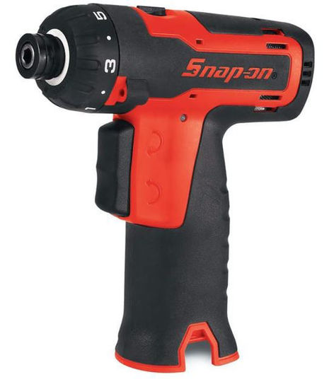 """Picture of CTS861DB - 14.4V 1/4"""" MicroLithium Brushless Toggle Screwdriver (Body Only) - Red"""