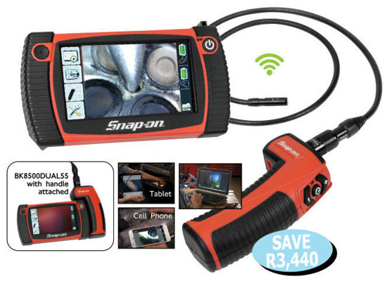 Picture of XXSEP101 Advanced Wireless Digital Video Borescope