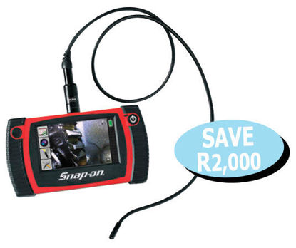 Picture of XXSEP103 True Digital Video Borescope Powered by AA Batteries