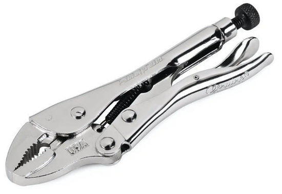 """Picture of LP7WC - Locking Pliers with Cutter 7"""" / 175mm"""