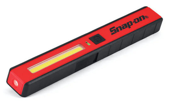 Picture of ECPNF038 - Wireless Charge Penlight, Red
