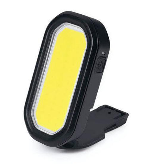 Picture of ECPRF052 - 500 Lumen Wide Angle Pocket Light - Black