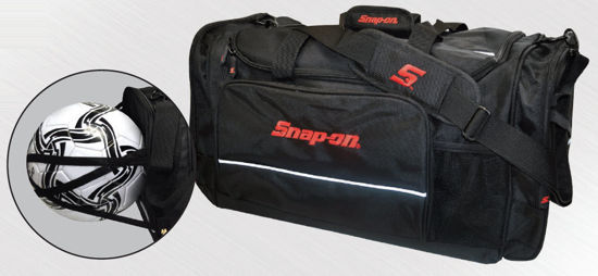 Picture of SNP1291 - Black Duffle Bag