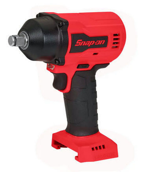 """Picture of CT9015DB - 18V 1/2"""" Drive MonsterLithium Brushless Cordless Impact Wrench (Red) - Tool Only"""